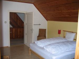 slaapkamer 2 met balkon